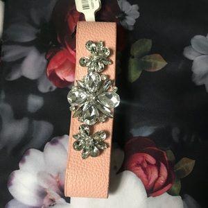 NWT Torrid faux leather bracelet